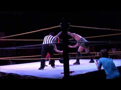 Jon Davis vs. Chuck McMullen - Pro Wrestling EGO