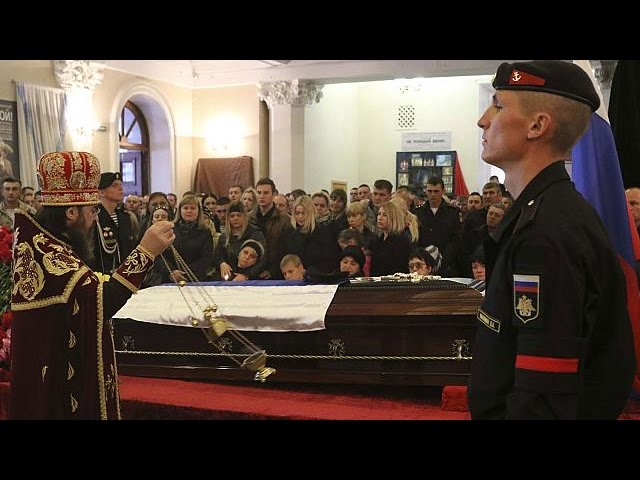 <h2><a href='https://webtv.eklogika.gr/' target='_blank' title='Κηδεύτηκε στην Κριμαία ο Ρώσος αξιωματικός που σκοτώθηκε στη Συρία'>Κηδεύτηκε στην Κριμαία ο Ρώσος αξιωματικός που σκοτώθηκε στη Συρία</a></h2>