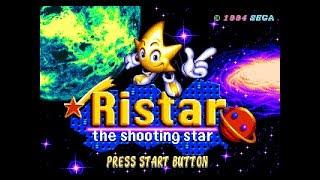 Mega Drive Longplay [466] Ristar the Shooting Star