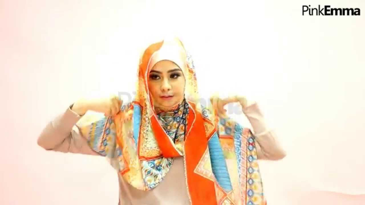 Tutorial Hijab Praktis Risty Tagor Untuk Daily Look Ramadan YouTube