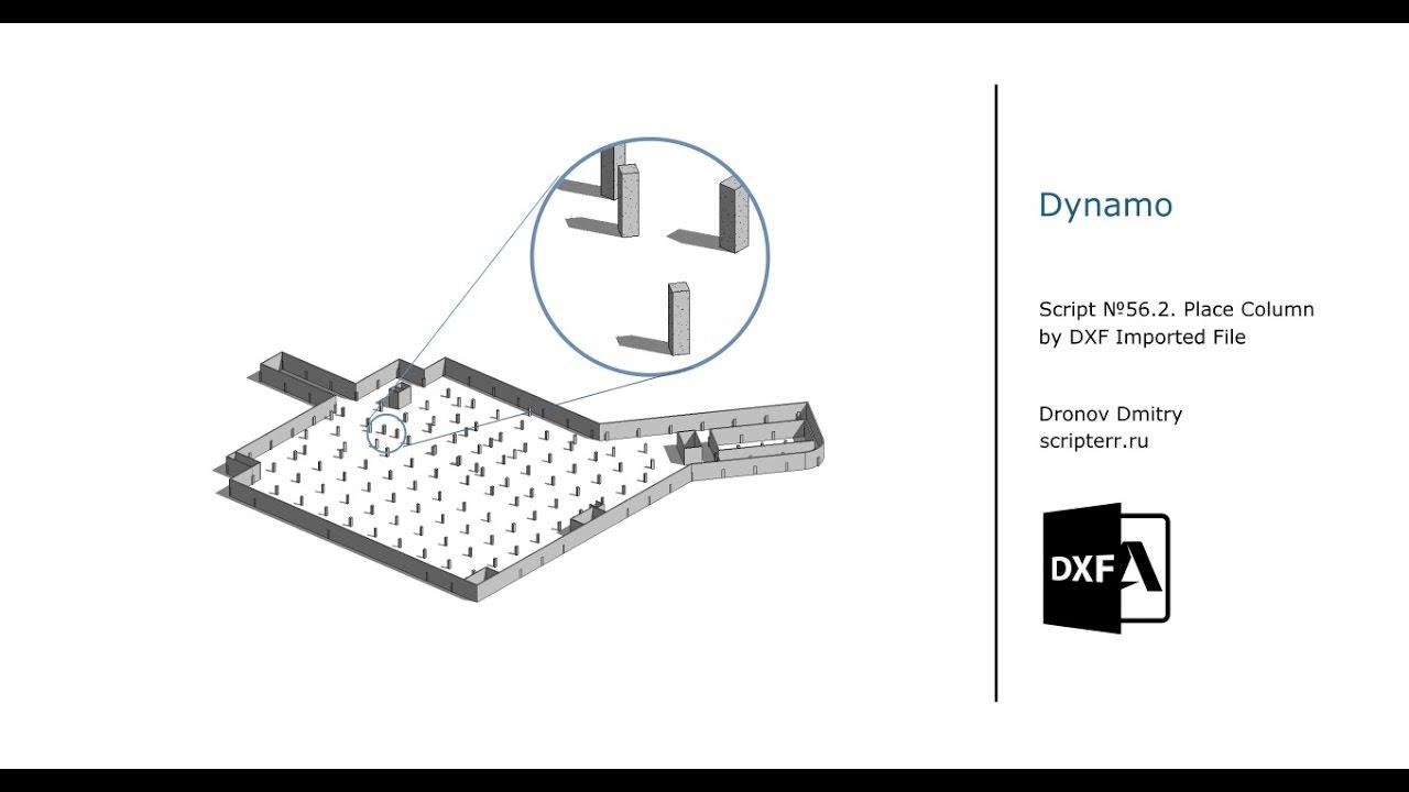 Dynamo Revit Script 5622Str