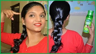 most heavy hair oiling routine pure coconut oil l and head massage for fast hair growth