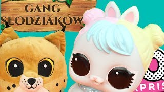 Gang Słodziaków • LOL Surprise Eye Spy Pets • bajka po polsku