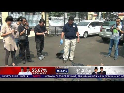 Polisi Buat Sketsa Mayat Wanita Dalam Karung NET24
