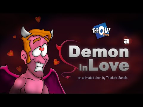 A Demon In Love - Animation Short Film