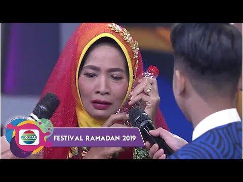 SERUU!!Jahilnya Host Becandain Ibu Sugiarti-Mutiara Al Iqro Yang Latah - Festival Ramadan 2019