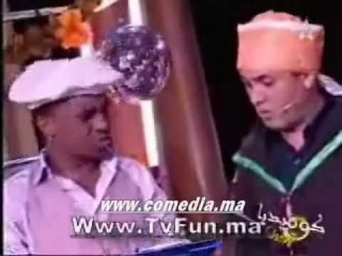 comedia show maroc: pas