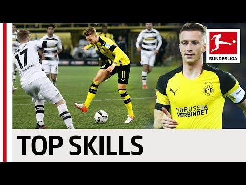 Marco Reus - Top 5 Skills