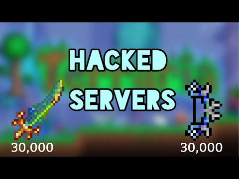 Hacked – Terraria Hack