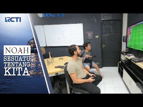 NOAH SESUATU TENTANG KITA - Hiburan Ariel CS Disela sela Kesibukan #11 [22 September 2017]