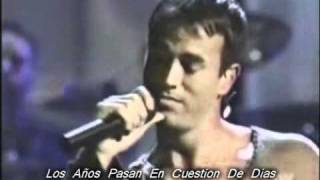 Enrique Iglesias - I Have Always Love You (Live) Sub Español
