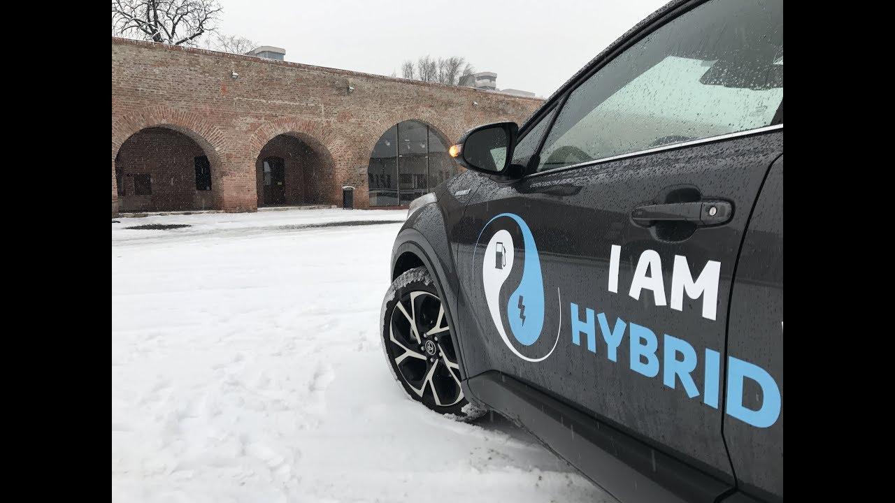 75 # CarVlog # Cum functioneaza un hybrid? # TOYOTA C-HR # Test Drive