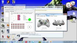Como usar o emulador de controle de Xbox360
