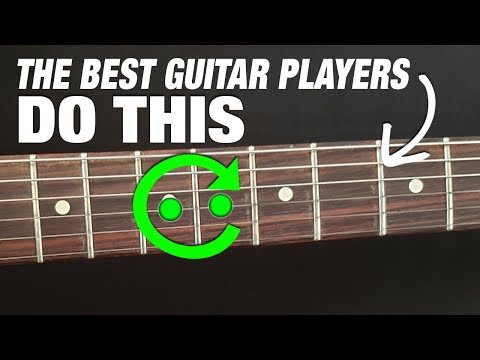 Every GREAT Guitar Player Does This (INSTANT RESPECT!)
