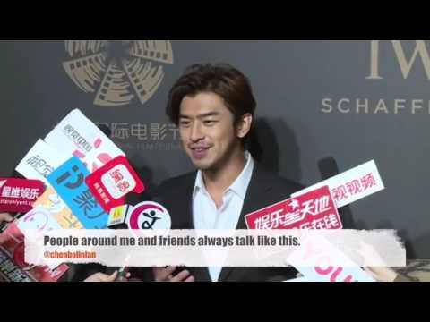 18.04.2017 :: ENG SUB ::  Chen Bo-lin at Beijing Film Festival Interview