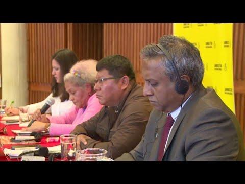 AI denuncia violência contra minorias na Colômbia apesar da paz