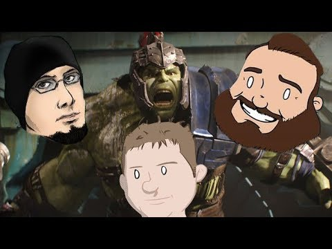 Thor Review + Comics, Movies and Games | Street Fight Club Podcast