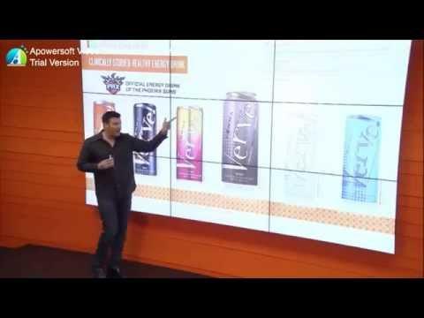 Anthony Powell Flip-book presentation