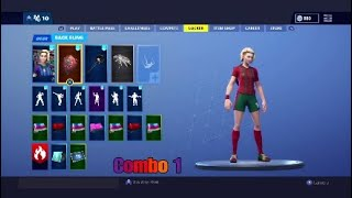 Best Combos for the Finesse Finisher Soccer Skin Fortnite
