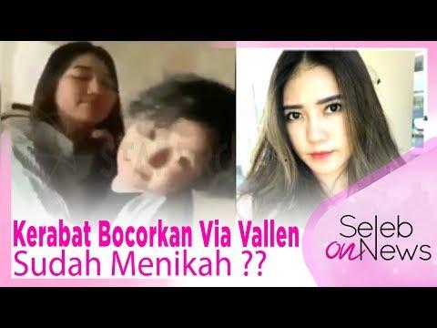 Kerabat Bocorkan Via Vallen Sudah Menikah ?? – SELEB ON NEWS