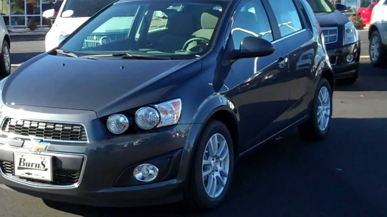 2013 Chevrolet Sonic Hatchback Grey, Burns Chevrolet, Rock Hill ...