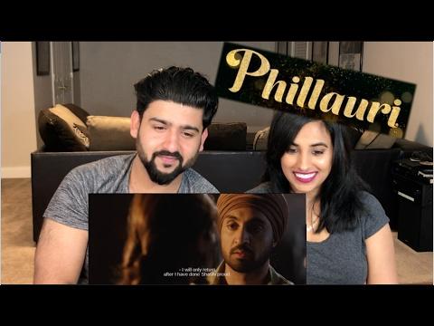 Phillauri Trailer Reaction | Anushka Sharma, Diljit Dosanjh | Reaction by RajDeep