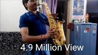 Mere Mehboob Qayamat Hogi Saxophone Cover Dr C B Savita