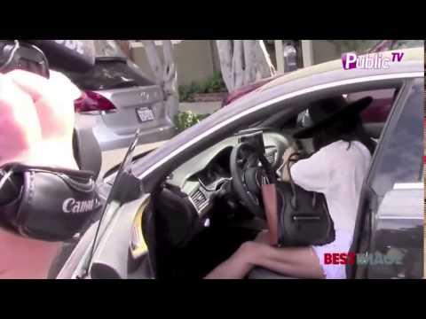 Exclu vidéo : Vanessa Hudgens ultra-looké dans les rues de LA !