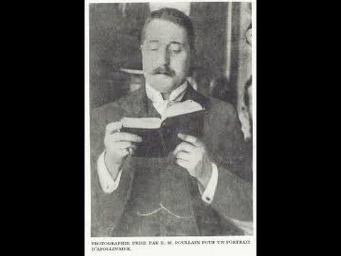 DESIR poésie de G. APOLLINAIRE lue et mise en musique par JOEL ANDRE