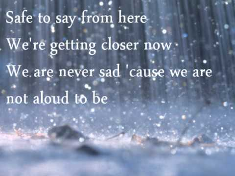 [HQ] Rain - Breaking Benjamin - Lyrics on Screen :]
