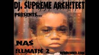 NAS FT. BLITZ - EVERY GHETTO ( ILLMATIC 2 MIXTAPE )