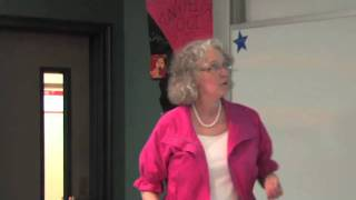 Hellmuth Awards - Ann Chambers 2011 Recipient