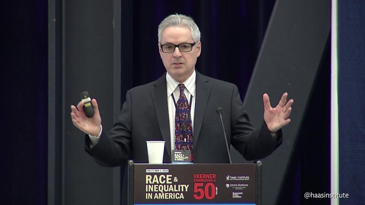 Keynote Address by Robert Sampson   #Kerner50