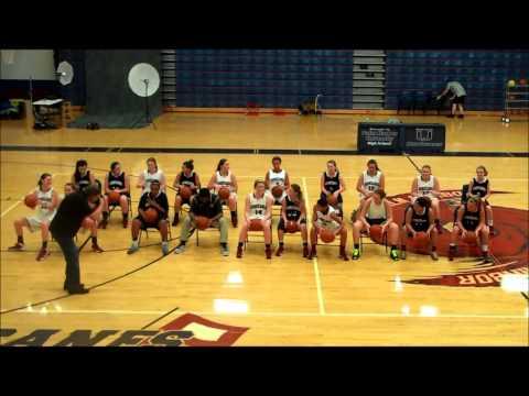 Palm Harbor University High School Hurricane Madness Highlight Video 110213
