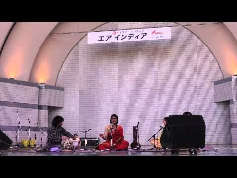 ナマステ・インディア2014 Marina Ahmad Alam - North Indian classical mu
