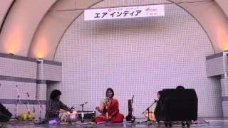 ナマステ・インディア2014 Marina Ahmad Alam - North Indian classical music - उत्तरी भारत के शास्त्रीय संगीत