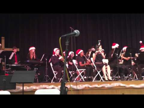 Sleigh Ride - Judah Christian School - Winter Band Concert 2016