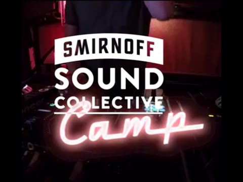 Michael Mayer - Live at Dockville (Smirnoff Sound Collective Camp)