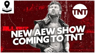 AEW Announces A Second TV Show Coming to TNT!