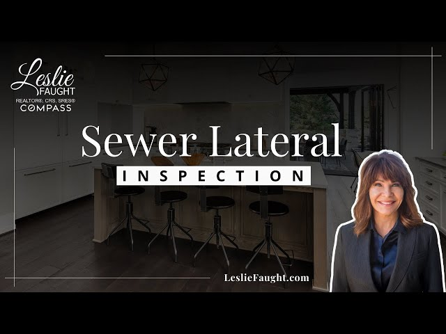 Sewer Lateral Inspection Information
