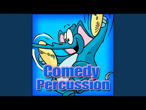 Comedy, Chase - Cartoon Xylophone: Chase Melody, Comedy Music Themes, Comedy Percussion: Xylophones