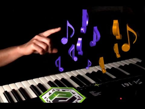 Music Sculpture & Duet with Holograms: Technology That Revolutionize Learning & Creativity