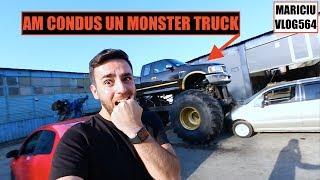 أنا condus الأمم المتحدة الوحش شاحنة