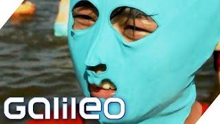 Gesichtsbikini in China | Galileo | ProSieben