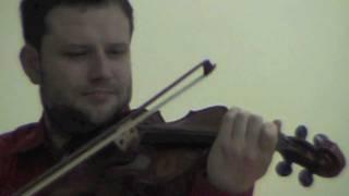 Georges-Emmanuel Schneider - Andor Losonczy: violin solo