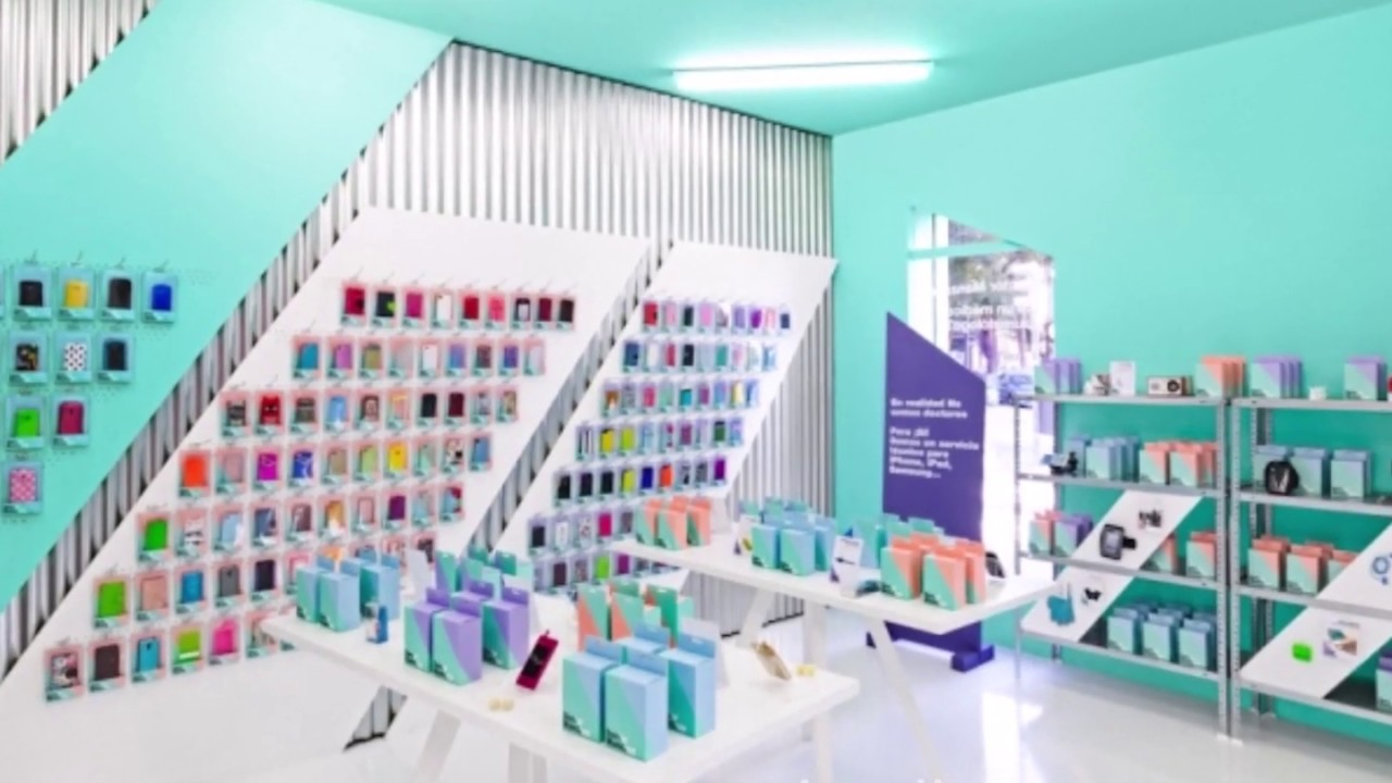65 Mobile Phone Shop Design Ideas From Ujoy Display Youtube