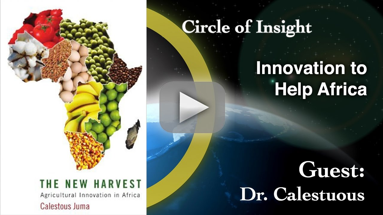 Innovation to help Africa agriculture