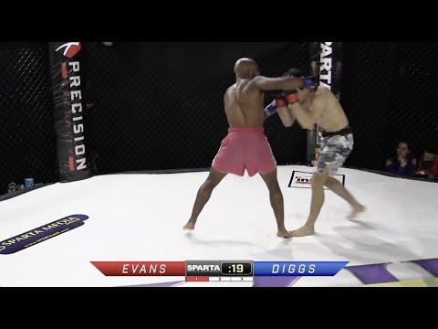 Sparta WY6 Ethan Evans v Isaiah Diggs