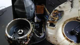 Thermomix TM21 averiada y como repararla