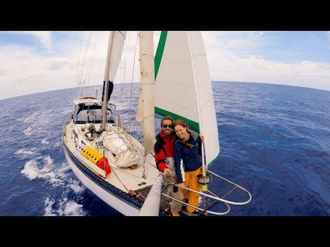 Our BIGGEST Sail - 1000nm To BERMUDA! [EP 61] | Sailing Millennial Falcon